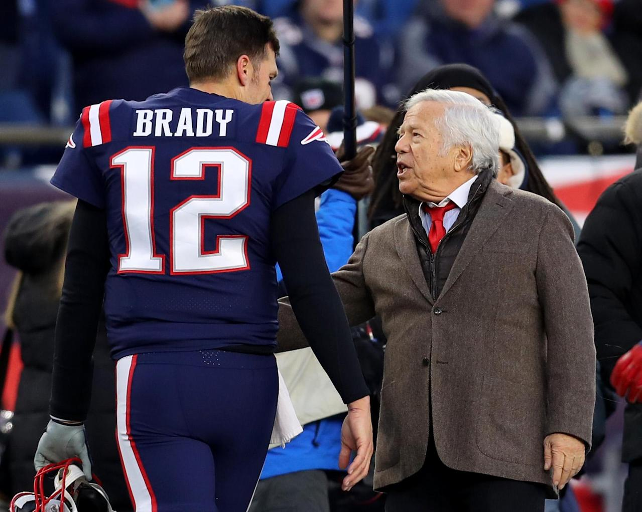 NFL's tough position in Spygate 2.0 probe: How can it hit Robert Kraft without triggering a war?