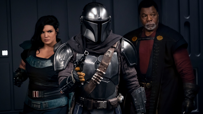 The Mandalorian comes back October 30.