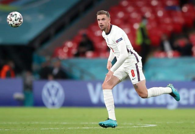 Jordan Henderson's experience will be key to a young England squad
