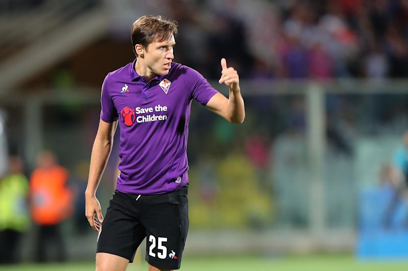 Image result for federico chiesa