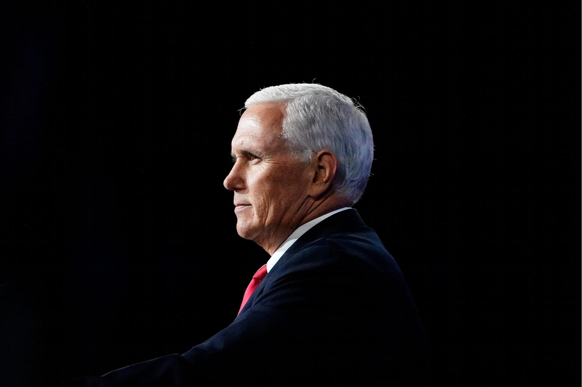Mike Pence asks judge to toss Gohmert's lawsuit that seeks to overturn election results