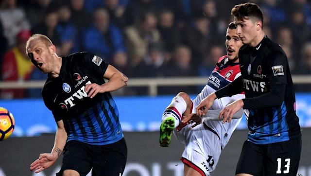 <p>Back three: <strong>Mattia Caldara, Andrea Masiello and Rafael Toloi</strong></p> <br><p>The surprise package of the Serie A this season, Atalanta look set for automatic qualification to next year's Europa League. One reason for their success has been a solid back line, which has been marshalled by Italian duo Caldara and Masiello, and Brazilian Toloi, the three of whom have played together 30 times for <em>La Dea</em>.</p> <br><p>Average goals conceded per game: <strong>1.1</strong></p>