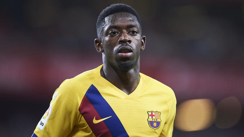 Setien backs 'amazing' Dembele to make up for Barcelona's failure to sign a striker