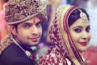 "You have known him as ""Manav"" from <em>Chhoti Sardarni. </em>The TV actor took us by surprise when he shared this adorable wedding picture on his Instagram handle, captioning it as<em>, </em>""Our hearts are full of gratitude and joy. Such deep-rooted and unconditional love coming from family and friends. People from near or far have come over or sent us their wishes and it means the world to us. Couldn't have asked for anything more blissful""<em>. </em>Longtime girlfriend Suditi Srivastava and Hitesh got hitched in the presence of close friends and family members, back in January 2019."