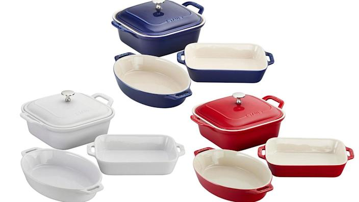 Our cooking testers can get behind this Staub set.