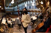 Bassoonist Sophie Dervaux admits her resolve to keep practising wavered at different times during the pandemic