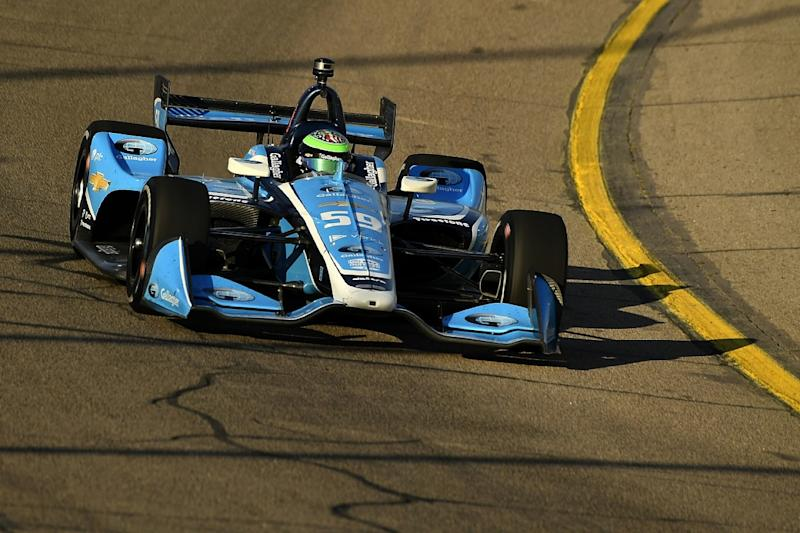 Daly gets second ECR seat and IndyCar lifeline