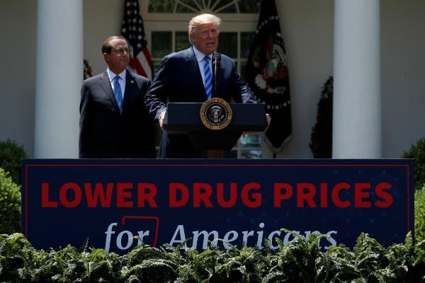 Trump Wants to Get More Aggressive With His Drug-Pricing Proposal