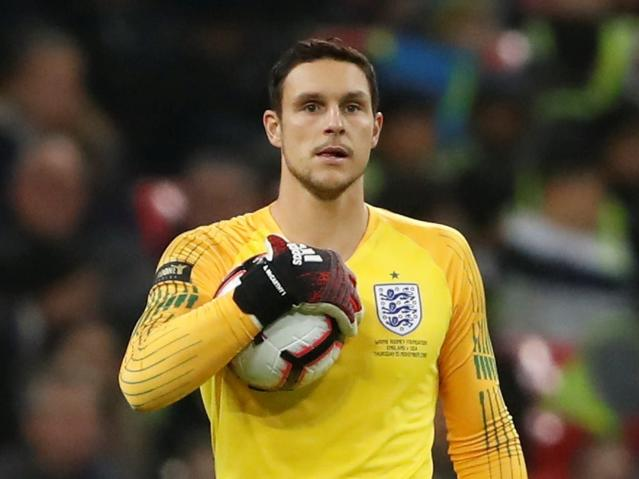 England vs USA: Why Alex McCarthy's parents missed his Three Lions debut