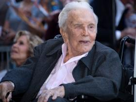 Legendary Hollywood actor and 'Spartacus' star Kirk Douglas dies at 103