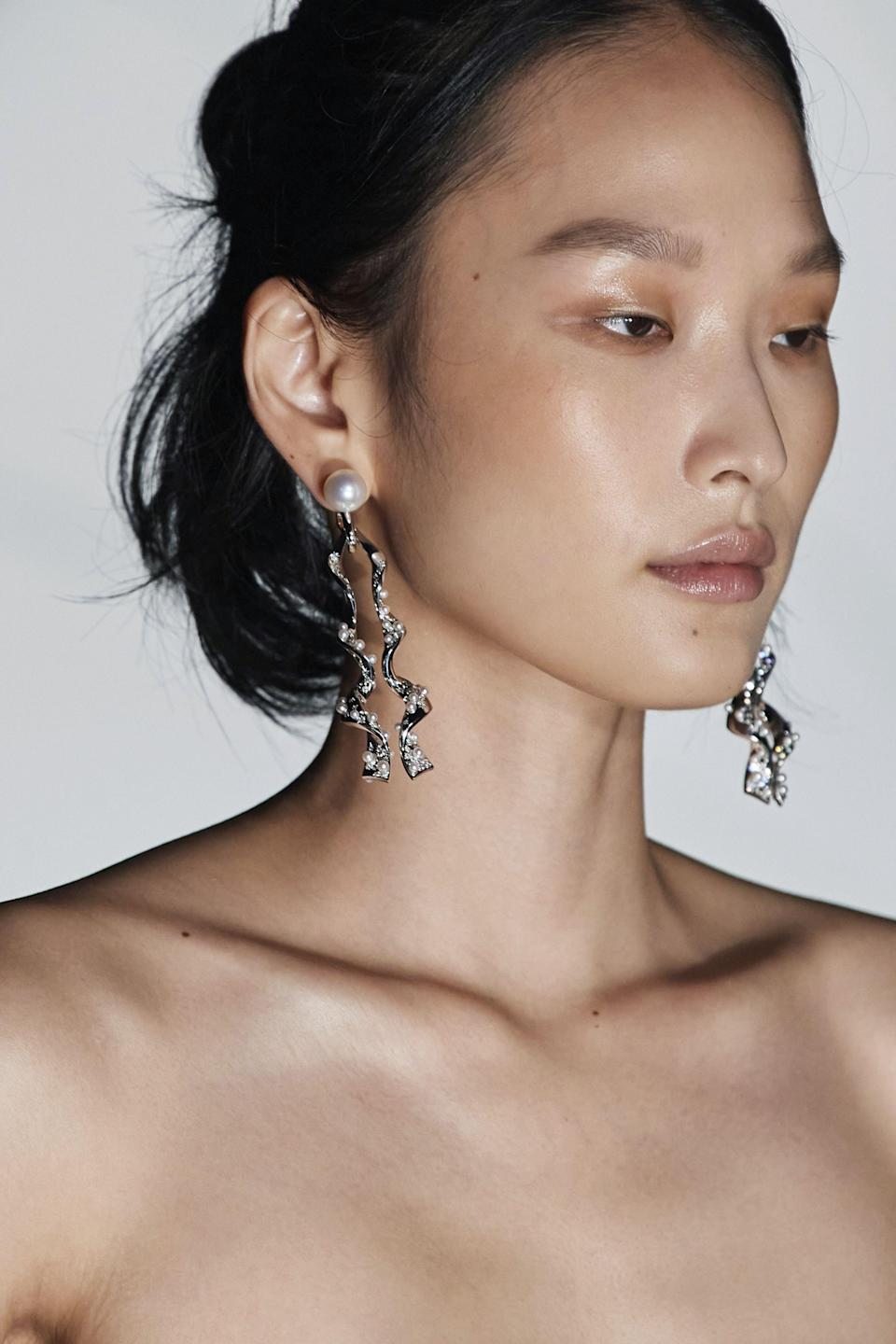 The Most Lust-Worthy Earrings At Fashion Week SS22