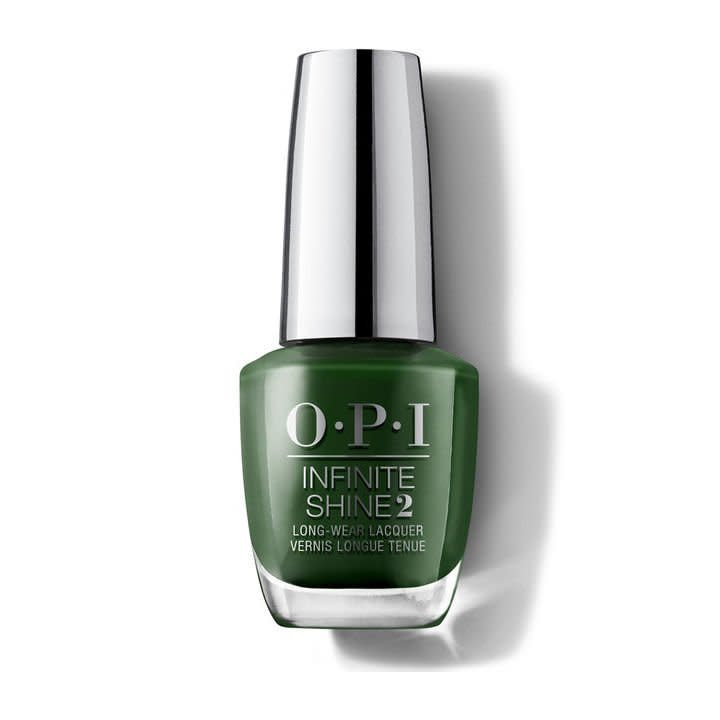 """<p>Get your green fix from army green's vivacious cousin, emerald. This OPI shade will have everyone green with envy. </p> <p><strong>BUY IT: $10.50; <a href=""""https://www.amazon.com/OPI-Nail-Lacquer-Envy-Adventure/dp/B07GKLX2V2?ie=UTF8&camp=1789&creative=9325&linkCode=as2&creativeASIN=B07GKLX2V2&tag=southlivin04-20&ascsubtag=d41d8cd98f00b204e9800998ecf8427e"""" target=""""_blank"""">amazon.com</a></strong></p>"""