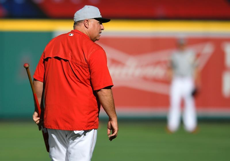 Angels manager Mike Scioscia not returning after 19 seasons