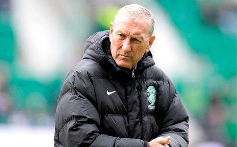 Terry Butcher, the former England captain, is said to be 'distraught' after the death of his eldest son - Credit: Graham Stuart