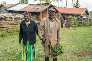doTERRA's Co-Impact Sourcing model focuses on ethical and environmentally beneficial sourcing methods, while ensuring that smallscale farmers have the tools and resources to supply pure essential oils well beyond the foreseeable future.