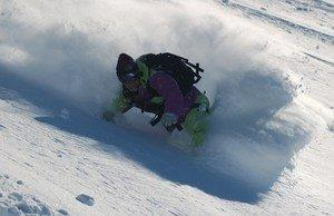 Sean Busby Becomes First Person With Type 1 Diabetes to Successfully Backcountry Snowboard All Seven Continents