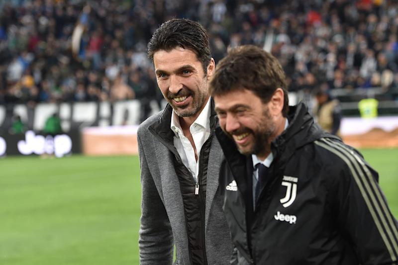 Buffon's move back to Juventus was 'totally unexpected', says agent
