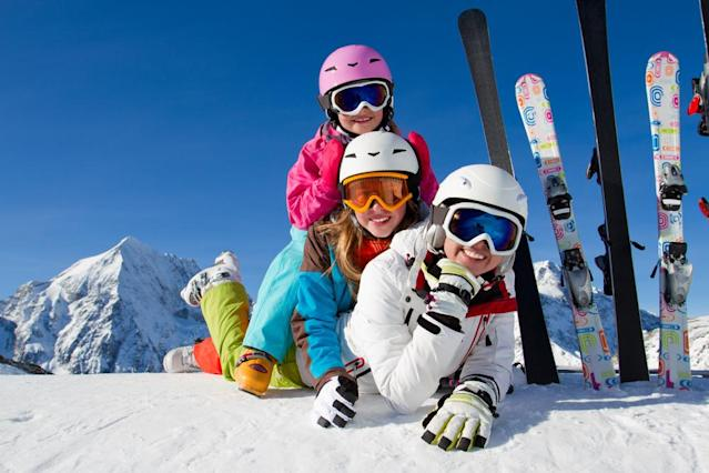 A new list singles out the best ski resorts for families this season.
