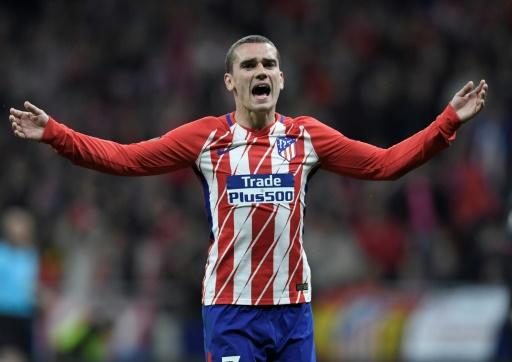 Antoine Griezmann has never won a major trophy with Atletico Madrid