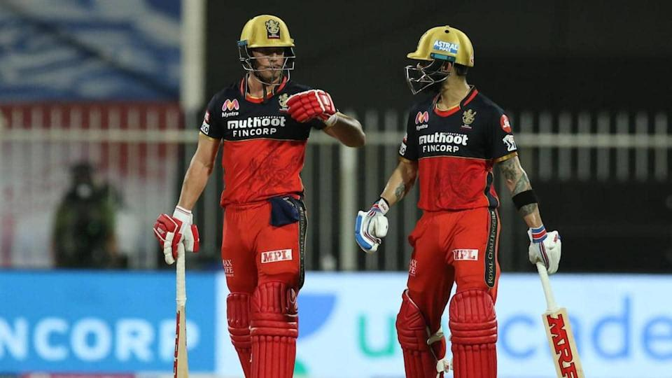 IPL 2021: Records that can be scripted by RCB