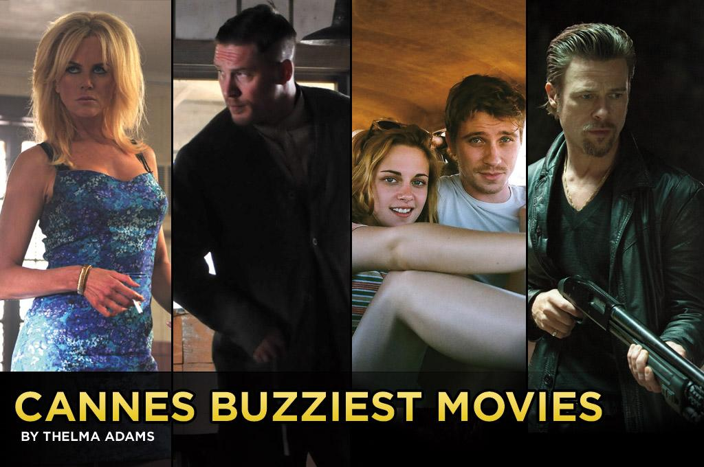 Cannes Buzziest Movies 2012