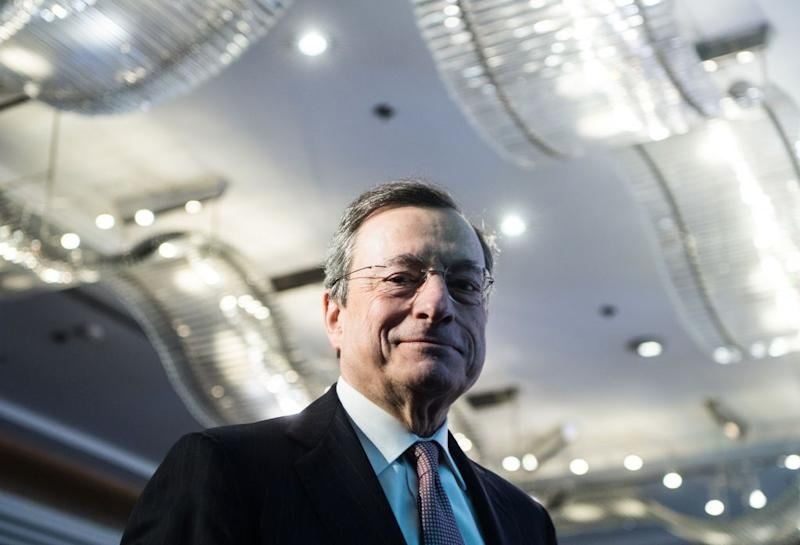 Draghi Dovish Enough to Push Euro to Spotlight for Carry Traders
