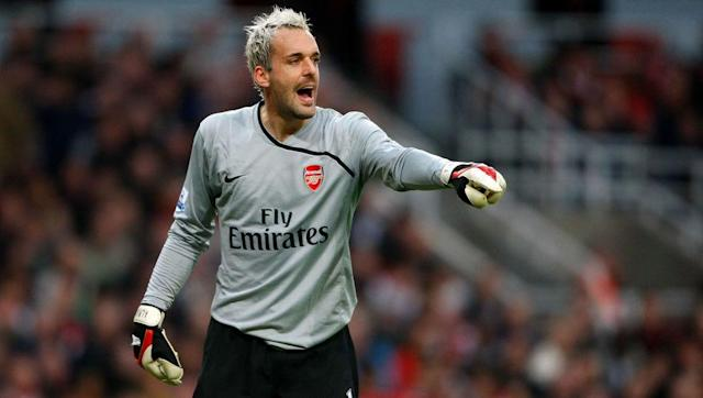 <p><strong>Number of penalties saved: 6</strong></p> <br><p>With just 109 Premier League games to his name, Manuel Almunia has the played the least from anyone on this list, after emerging as Arsenal's first choice stopper in just three of his seasons in North London.</p> <br><p>Nevertheless, the Spaniard's most penalty saves came during his days with Watford in the Championship when he helped the Hornets reach the play-off final by saving a penalty in stoppage time as Troy Deeney scored at the other end less than a minute later.</p>