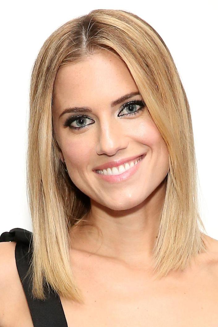 """<p>Although we were introduced to Allison Williams in <em><a href=""""https://www.amazon.com/Pilot/dp/B00ADSON02/ref=sr_1_3?tag=syn-yahoo-20&ascsubtag=%5Bartid%7C10050.g.4942%5Bsrc%7Cyahoo-us"""" rel=""""nofollow noopener"""" target=""""_blank"""" data-ylk=""""slk:Girls"""" class=""""link rapid-noclick-resp"""">Girls</a></em> as a brunette, she has recently been experimenting with blonde.</p>"""
