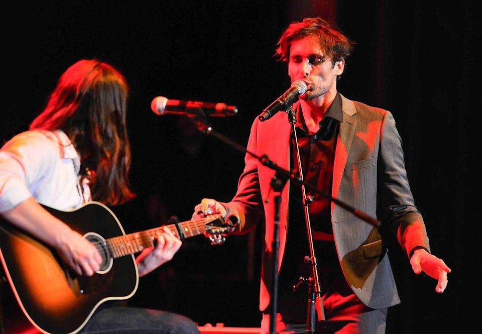 "<p><strong>All-American Rejects</strong> </p><p>The All-American Rejects are a rock band that was formed in Stillwater, Oklahoma in 1999, consisting of Tyson Ritter, Nick Wheeler, Mike Kennerty, and Chris Gaylor. I hope you remember when he was most randomly Emma Stone's love interest in <em>The House Bunny</em>. They have hits from ""Dirty Little Secret"" to ""Gives You Hell"" that are perfect for any angsty mood.</p>"
