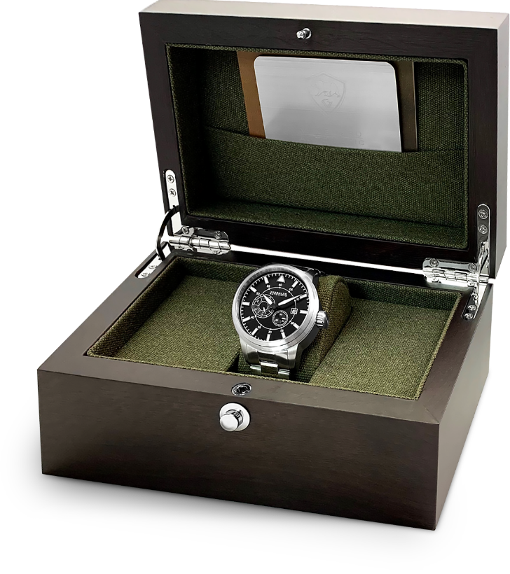 """<p><strong>Watch Gang</strong></p><p>watchgang.com</p><p><strong>$49.99</strong></p><p><a href=""""https://go.redirectingat.com?id=74968X1596630&url=https%3A%2F%2Fwww.watchgang.com%2Fgifts&sref=https%3A%2F%2Fwww.redbookmag.com%2Flife%2Fg36197559%2Fgifts-for-dad-who-has-everything%2F"""" rel=""""nofollow noopener"""" target=""""_blank"""" data-ylk=""""slk:Shop Now"""" class=""""link rapid-noclick-resp"""">Shop Now</a></p><p>Your dad can never have too many options, which makes Watch Gang the best pick for him. Once he shares his style preferences (leather versus stainless steel, for example), they'll send him a new watch from top brands like Seiko and Jack Mason each month. </p>"""