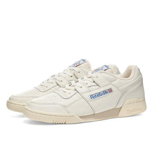 "<p><a class=""link rapid-noclick-resp"" href=""https://www.endclothing.com/gb/reebok-workout-plus-1987-vintage-dv6435.html"" rel=""nofollow noopener"" target=""_blank"" data-ylk=""slk:SHOP"">SHOP</a></p><p>Lockdown 3.0? You betcha! So as you go back to the Eighties with a work(out) from home step-up class, go back to the Eighties trainer supreme in the Reebok Workout Plus.</p><p>Workout Plus Trainer, £75, <a href=""https://www.endclothing.com/gb/reebok-workout-plus-1987-vintage-dv6435.html"" rel=""nofollow noopener"" target=""_blank"" data-ylk=""slk:endclothing.com"" class=""link rapid-noclick-resp"">endclothing.com</a></p>"