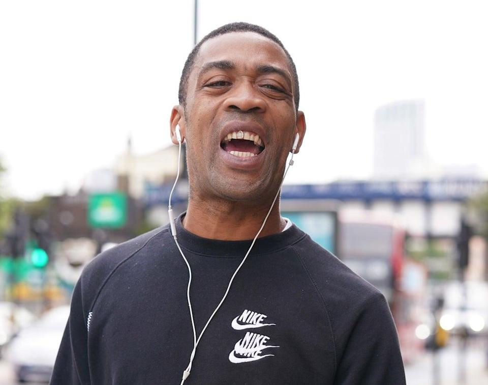 Rapper Wiley, real name Richard Kylea Cowie, arrives at Thames Magistrates' Court in London (Yui Mok/PA) (PA Wire)