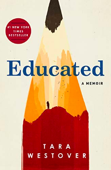 Educated, by Tara Westover (Photo: Amazon)