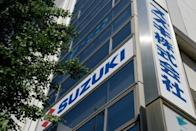 Suzuki shares dive on reports of improper fuel testing