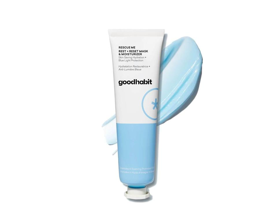 """<p><strong>Good Habit Skin</strong></p><p>goodhabitskin.com</p><p><strong>$38.40</strong></p><p><a href=""""https://fave.co/3x72aSY"""" rel=""""nofollow noopener"""" target=""""_blank"""" data-ylk=""""slk:Shop Now"""" class=""""link rapid-noclick-resp"""">Shop Now</a></p><p>From July 2nd till the 4th, everything from Good Habit Skin is 20% off, including this intensely moisturizing mask.</p>"""