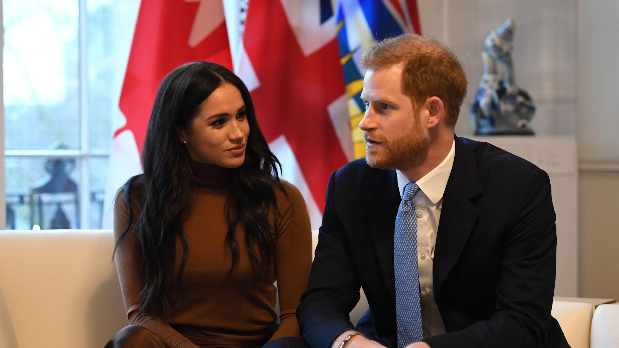 Meghan and Harry's allegations taken 'very seriously' by royal family
