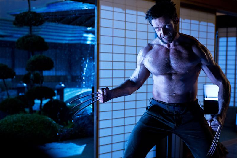 'The Wolverine' claws way to top of box office
