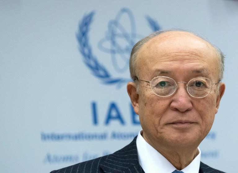 IAEA chief Yukiya Amano had been suffering poor health for some time