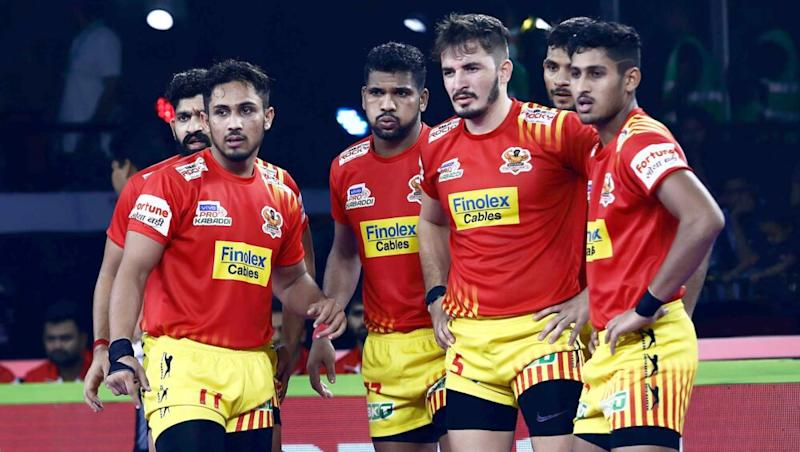 PKL 2019 Dream11 Prediction For Gujarat Fortunegiants vs Haryana Steelers: Tips on Best Picks For Raiders, Defenders and All-Rounders For GUJ vs HAR Clash