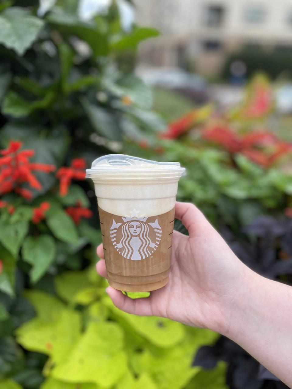 I Tried All of Starbucks's Nitro Cold Brews With Sweet ...