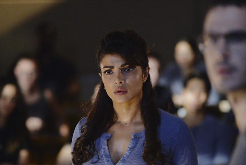 Priyanka Chopra congratulates her champion Mary Kom on CWG gold
