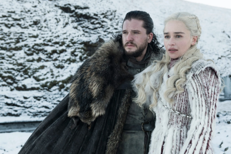 Game of Thrones season 8 episode 1 features two brief cameos from well-known TV actors