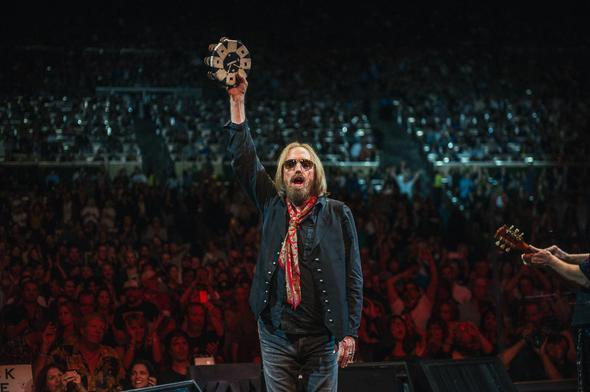 <p>Tom Petty plays his final shows at the Hollywood Bowl, Sept. 21-25, 2017. (Photo: TomPetty.com) </p>
