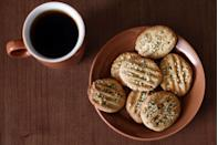 """<p>Don't let their name fool you into thinking that these are complete and balanced meals. These are just regular biscuits with a rising sun or crowing rooster on the packaging, and low in protein. If you must eat on the move, Chowdhury recommends Kind instead, whose bars pack in 12g of <a href=""""https://www.menshealth.com/uk/nutrition/a33967064/bodybuilder-vegan-diet-plant-based-4-years-body-results-video/"""" rel=""""nofollow noopener"""" target=""""_blank"""" data-ylk=""""slk:plant protein"""" class=""""link rapid-noclick-resp"""">plant protein</a>.</p>"""