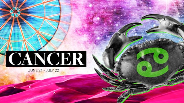Cancer: June 22–July 22