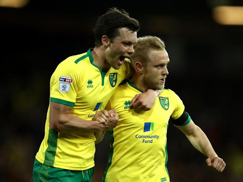 The win moves Norwich up to 8th in the table (Getty)
