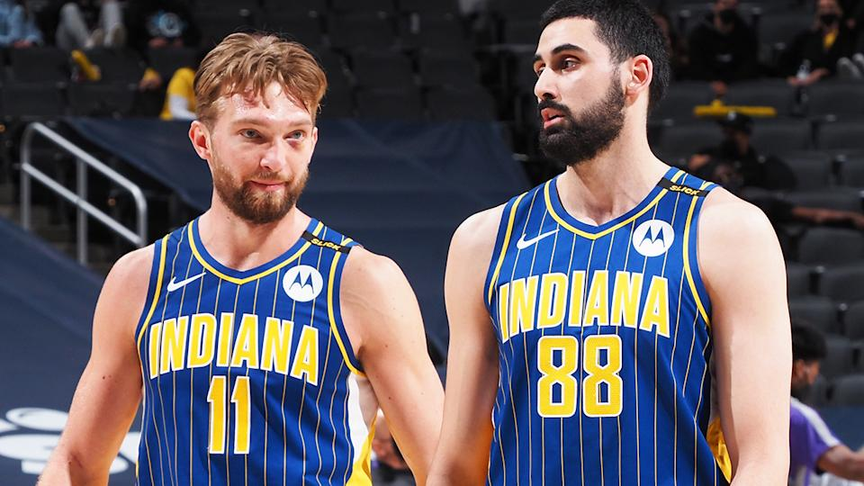 The Indiana Pacers are fighting for a place in the Eastern Conference play-in tournament, despite entering the season with high expectations. (Photo by Ron Hoskins/NBAE via Getty Images)
