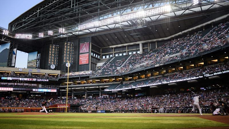 Major League Baseball considering May return in Arizona, reports say