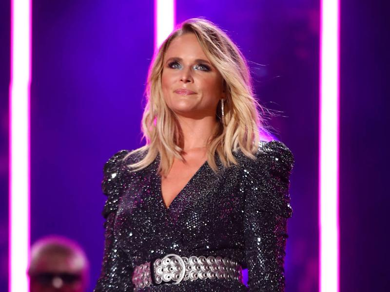 Miranda Lambert gives emotional speech as she collects ACM Honors prize