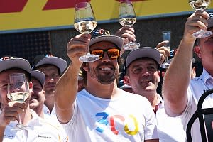 "Fernando Alonso says he would rather deserve more success than he has had in his Formula 1 career than have ""many trophies people think I don't deserve"""